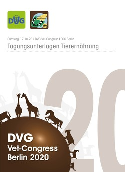 DVG-Vet-Congress 2020, 15. – 17. Oktober 2020