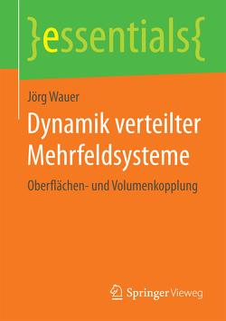 Dynamik verteilter Mehrfeldsysteme von Wauer,  Jörg