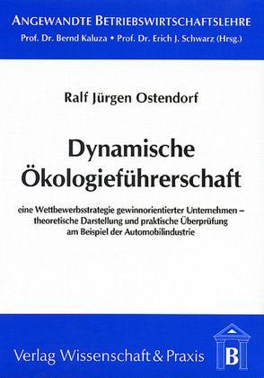 Dynamische Ökologieführerschaft von Ostendorf,  Ralf J