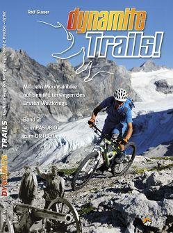 Dynamite Trails! von Glaser,  Ralf
