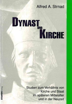 Dynast und Kirche von Strnad,  Alfred A.