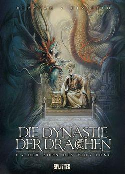 Dynastie der Drachen, Die von Civiello,  Emmanuel, Herbeau,  Hélène