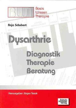 Dysarthrie von Schubert,  Anja