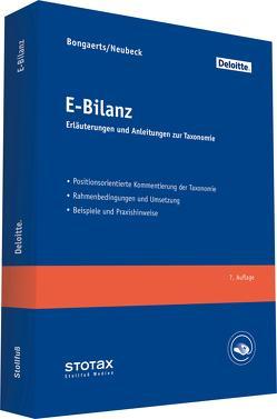 E-Bilanz von Bongaerts,  Dirk, Deloitte,  Deloitte, Neubeck,  Guido