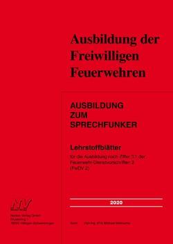 E-Book Ausbildung zum Sprechfunker Baden-Württemberg von Melioumis,  Michael