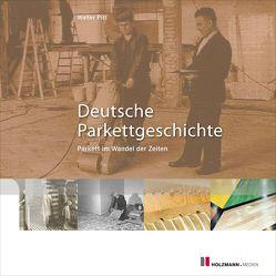 """E-Book """"Deutsche Parkettgeschichte"""" von Pitt,  Walter"""