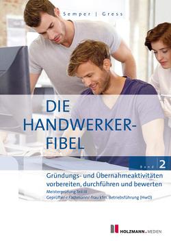 """E-Book """"Die Handwerker-Fibel"""", Band 2 von Gress,  Bernhard, Semper,  Dr. Lothar"""