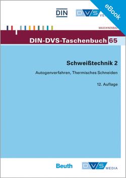 E-Book Schweißtechnik 2 Autogenverfahren Thermisches Schneiden