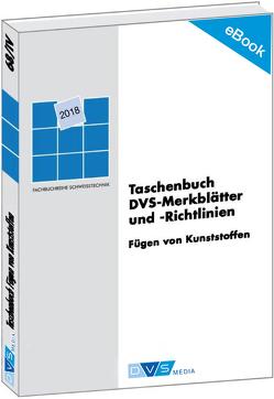 E-Book Taschenbuch DVS-Merkblätter und -Richtlinien Fügen von Kunststoffen