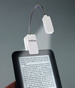E-Booklight | Leselampe | Weiß