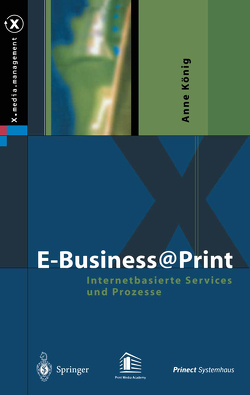 E-Business@Print von König,  Anne