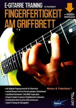 E-Gitarre Training von Sieghart,  Jörg