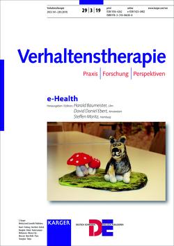 e-Health von Baumeister, Ebert, Moritz