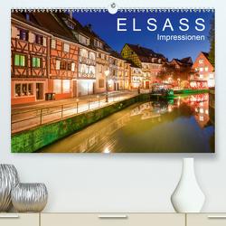 E L S A S S Impressionen (Premium, hochwertiger DIN A2 Wandkalender 2021, Kunstdruck in Hochglanz) von Dieterich,  Werner
