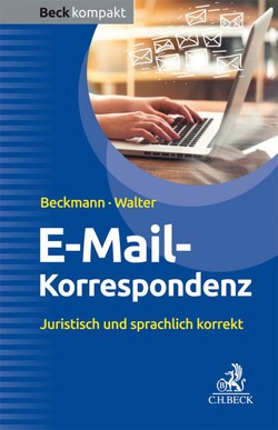 E-Mail-Korrespondenz von Beckmann,  Edmund, Walter,  Steffen