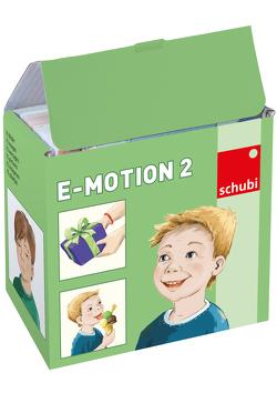 E-MOTION / E-MOTION 2 von Salinger,  Lena