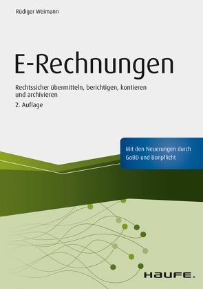 E-Rechnungen von Weimann,  Rüdiger