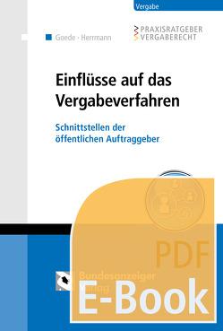 E-Vergabe (E-Book) von Klipstein,  Carsten, Kuljanin,  Antanina