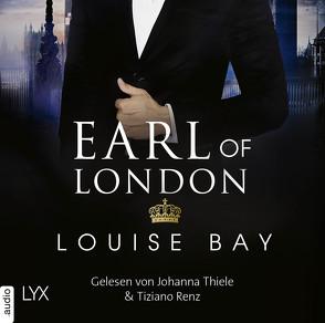 Earl of London von Bay,  Louise, Renz,  Tiziano, Thiele,  Johanna