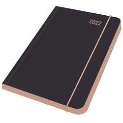 EARTH 2022 – Diary – Buchkalender – Taschenkalender – 12×17