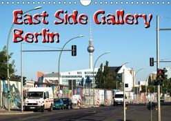 East Side Gallery I (Wandkalender 2019 DIN A4 quer) von Morgenroth,  Peter