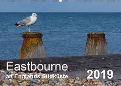 Eastbourne an Englands Südküste (Wandkalender 2019 DIN A2 quer) von Perner,  Stefanie