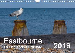 Eastbourne an Englands Südküste (Wandkalender 2019 DIN A4 quer) von Perner,  Stefanie
