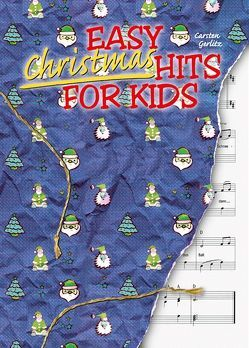 Easy Hits for Kids / Easy Christmas Hits for Kids von Gerlitz,  Carsten