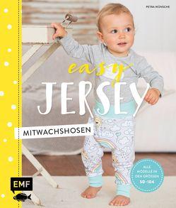 Easy Jersey – Mitwachshosen von Wünsche,  Petra