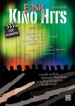 Easy Kino Hits / Easy Kino Hits für Klarinette von Matejko,  Vahid