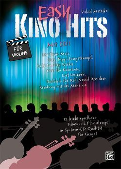 Easy Kino Hits / Easy Kino Hits für Violine von Matejko,  Vahid