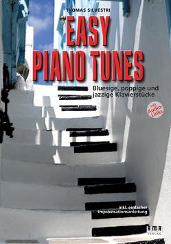 Easy Piano Tunes von Silvestri,  Thomas