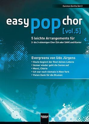 easy pop chor (vol.5) von Gerlitz,  Carsten