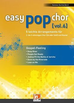 easy pop chor (vol.6) von Gerlitz,  Carsten