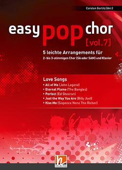easy pop chor (vol.7) von Gerlitz,  Carsten