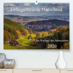 Ebbegemeinde Herscheid (Premium, hochwertiger DIN A2 Wandkalender 2020, Kunstdruck in Hochglanz) von Rein,  Simone