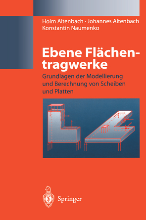 Ebene Flächentragwerke von Altenbach,  Holm, Altenbach,  Johannes, Naumenko,  Konstantin