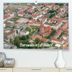 Eberswalde in Luftbildern (Premium, hochwertiger DIN A2 Wandkalender 2020, Kunstdruck in Hochglanz) von Roletschek,  Ralf