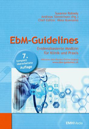 EbM-Guidelines von Rabady,  Susanne, Sönnichsen,  Andreas