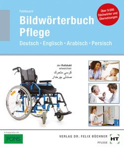 eBook inside: Buch und eBook Bildwörterbuch Pflege von Fahlbusch,  Heidi