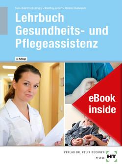 eBook inside: Buch und eBook Lehrbuch Gesundheits- und Pflegeassistenz von Manthey-Lenert,  Simone, Sens-Dobritzsch,  Bernd, Winkler-Budwasch,  Kay