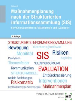 eBook inside: Buch und eBook Maßnahmenplanung nach der Strukturierten Informationssammlung (SIS) von Schwerdt,  Christine