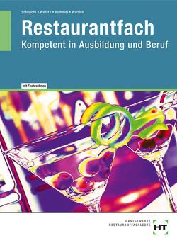 eBook inside: Buch und eBook Restaurantfach von Hummel,  Michael, Schopohl,  Michael, Warden,  Sandra, Wefers,  Heinz-Peter