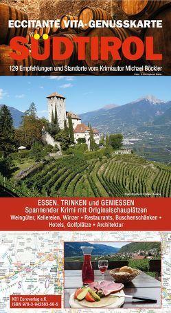 Eccitante Vita, Genusskarte Südtirol
