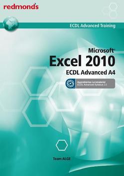 ECDL ADVANCED EXCEL 2010 A4 – Syllabus 2.0