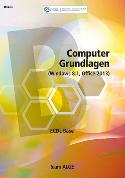 ECDL Base Computer Grundlagen (Windows 8.1, Office 2013)
