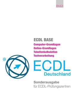 ECDL Base – Sonderausgabe für ECDL-Prüfungszentren