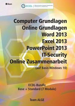 ECDL Komplett Bundle (7 Module) Office 2013, Windows 10