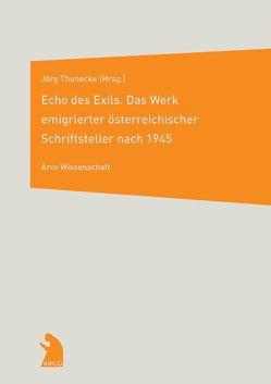 Echo des Exils von Thunecke,  Jörg
