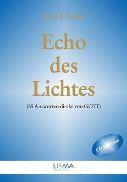 Echo des Lichtes von Becker,  Doris K, Wahler,  Elke
